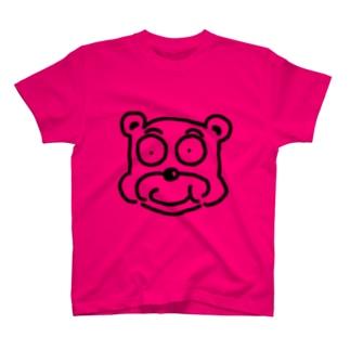 オリジナル(jigyakkuma) T-shirts