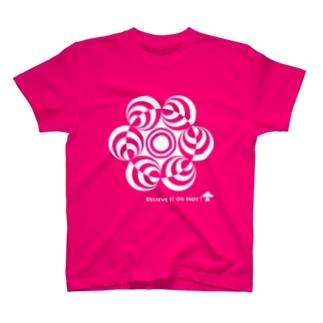 ミステリーサークル06(ホワイトver) T-shirts