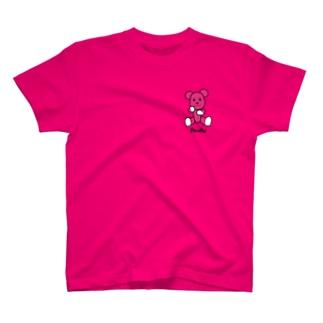 おすわりモモ_V3 T-Shirt