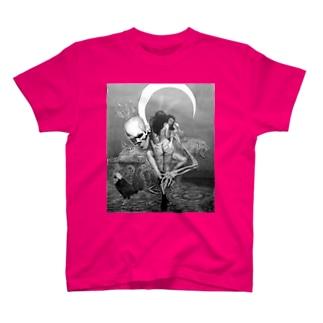 ねばふぁっきん Tシャツ