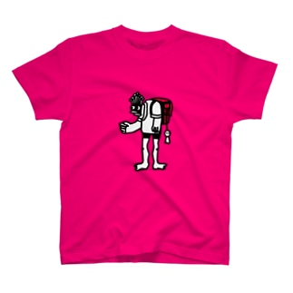 直毛小学生 T-shirts