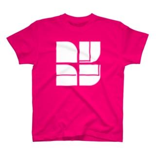 ロリコン(白文字) T-shirts
