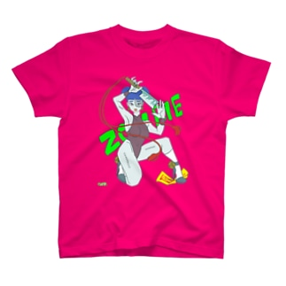 ZOMBIEギャル T-Shirt