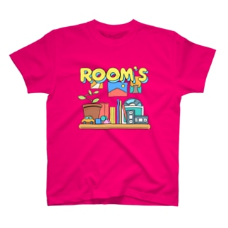 ROOMS T-shirts