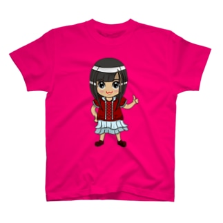 ちびキャラ/NORMALTYPE【一ノ瀬彩】 T-shirts