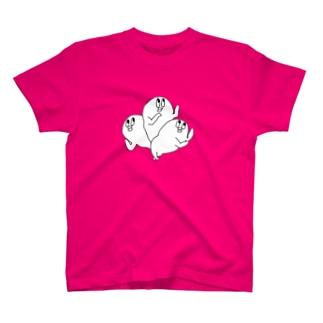 P太郎のめちゃモテTシャツ T-shirts