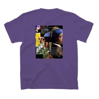 フェルメール冒涜 T-shirts