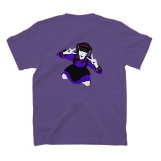「闇エモメイド」Tシャツ T-shirts