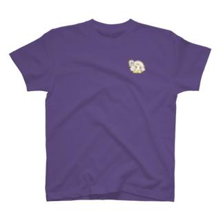 7_nanaのちどりA T-shirts