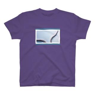 snake line T-shirts