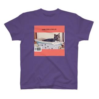 パープルまん T-shirts