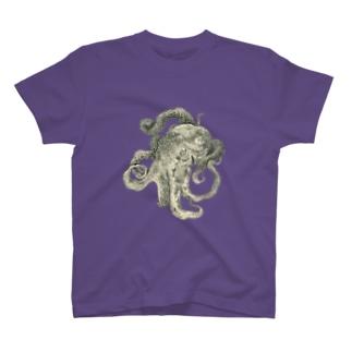 タコさん T-shirts