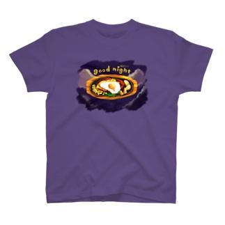 ハンバーーグッドナイト T-shirts