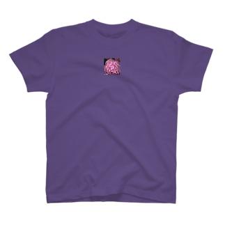 おっちーむしゃむしゃ qp T-shirts