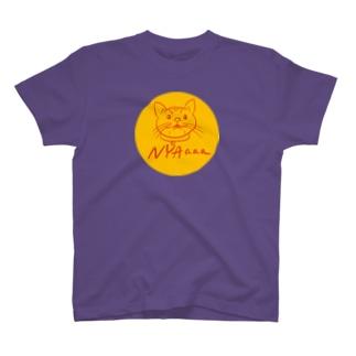NYAaaa_maru T-shirts