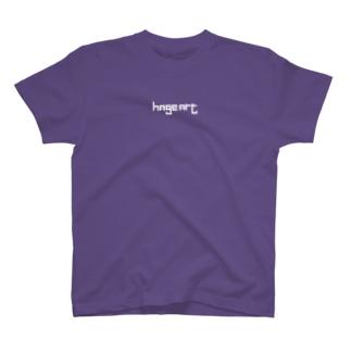 hageartロゴ T-shirts