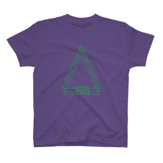 御岳のみどりカラー T-shirts