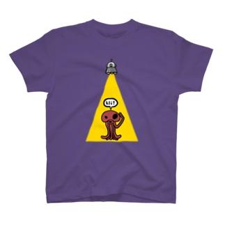 アブダクション シリーズ part3 T-shirts