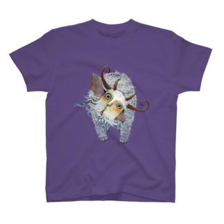 キミはだあれ? T-shirts