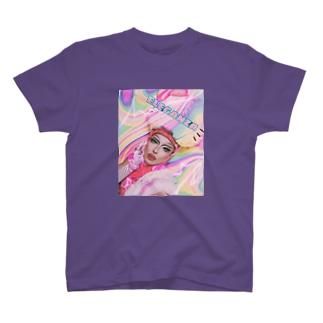 ヘロ〜ケッティ エレギャーンザ T-shirts