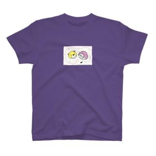 おばあちゃんとクマ T-shirts
