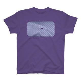 ルータ柄 Tシャツ T-shirts