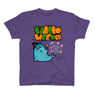 シャー子のハロウィン T-shirts