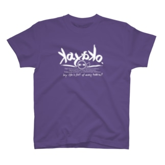 カヤさんのShop。-apparel-のKayako. T-shirts