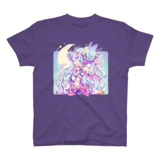 eat xxx - 女の子のヒミツ-B+ T-shirts