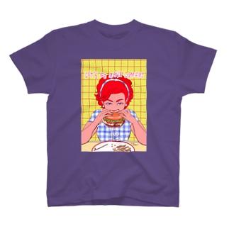 ハンバーガーちゃん T-shirts