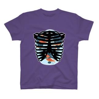 体内水分 T-shirts