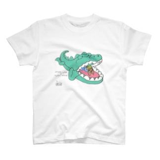 のんびりタイム Tシャツ