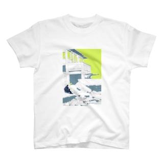 来ない朝 Tシャツ