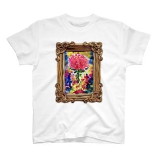 カレナイ花束 Tシャツ
