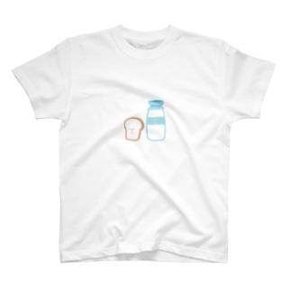 きゅうしょくのあいつ Tシャツ