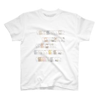 みっちり Tシャツ