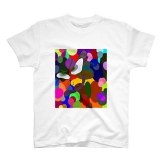ヨォッ colorful魂 Tシャツ