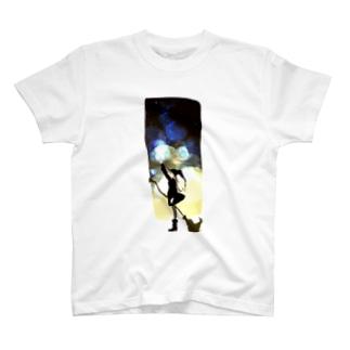 魔女の星数え Tシャツ