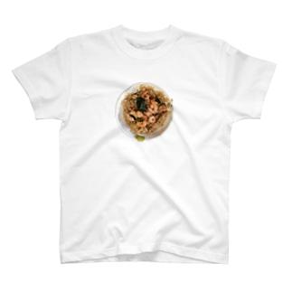 蝦仁飯 Tシャツ