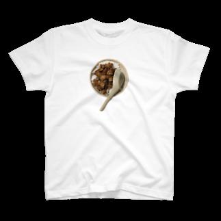 宮本菜津子 - Natsuko Miyamotoの魯肉飯Tシャツ
