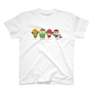 全員集合!! Tシャツ