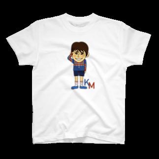 雅美と一郎の店の西田隊員風 Tシャツ