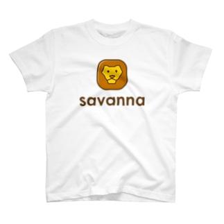 savanna Tシャツ