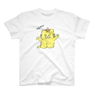 れものばんざいT×明るい色 Tシャツ