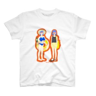 なつこちゃん Tシャツ