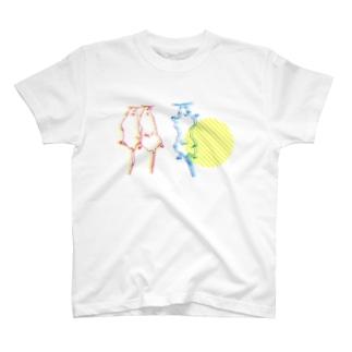 ねずみーず◯ Tシャツ