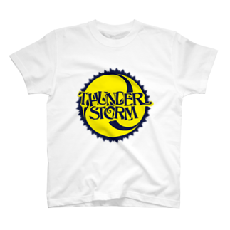plusworksのサンダーストームTシャツ