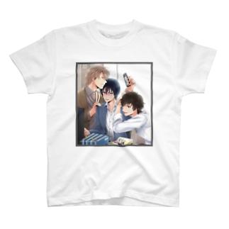 山川BL Tシャツ 第2弾 Tシャツ Tシャツ