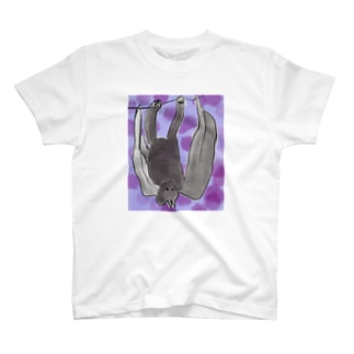 こうもり Tシャツ