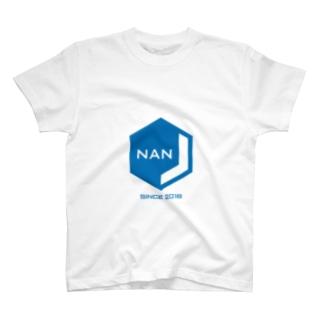 NANJCOIN公式ロゴ入り Tシャツ